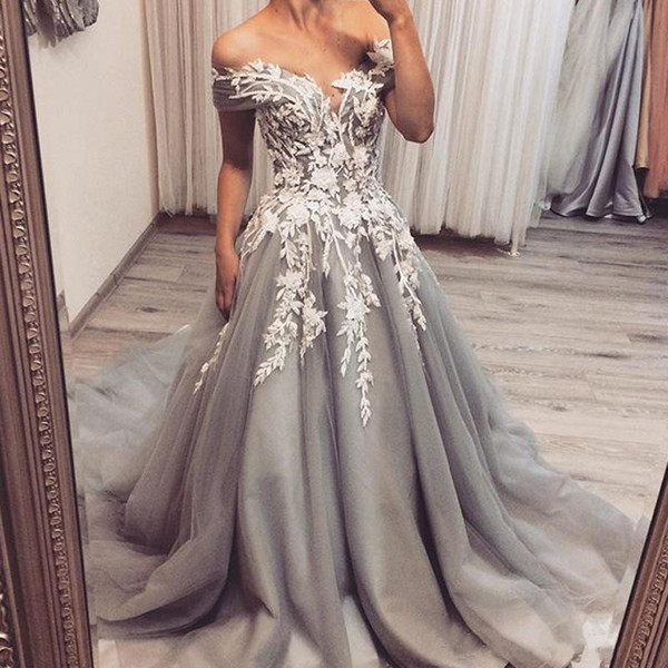 grey wedding dress – Fashion dress