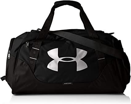 Amazon.com: Under Armour Undeniable Duffle 3.0 Gym BagLarge Black .