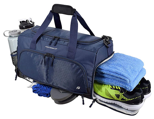 Top 10 Best Gym Bags For Men in 2020 Reviews | Best10Selli