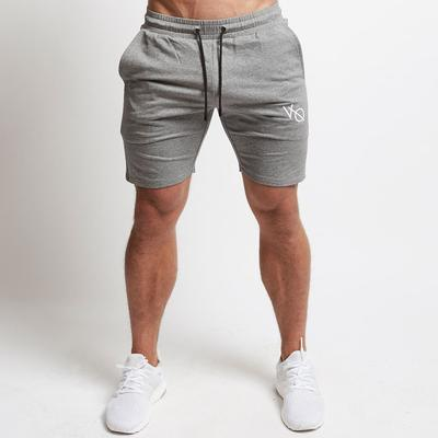 Vanquish Fitness Men's Grey Exodus Gym Shor