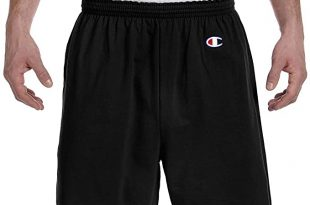 Champion Adult Cotton Gym Shorts at Amazon Men's Clothing sto