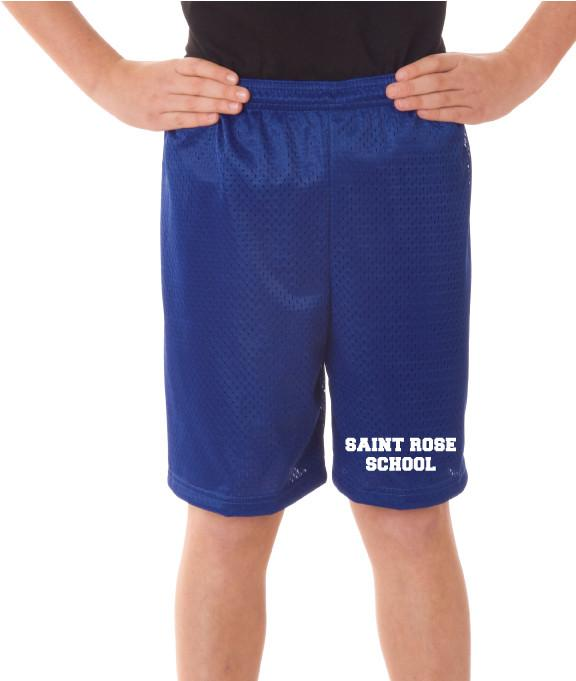 St. Rose Adult Gym Shorts Royal – Jupmode Supp