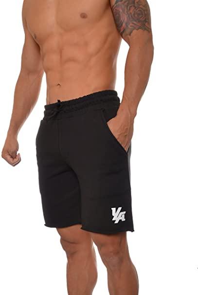 Amazon.com: YoungLA Gym Shorts Men Workout Athletic 112: Clothi