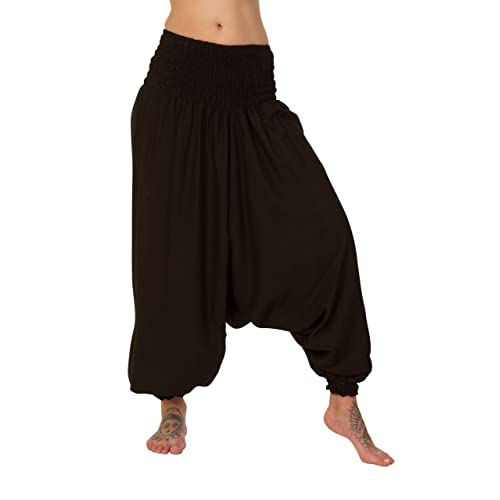 Black Harem Trousers: Amazon.co.