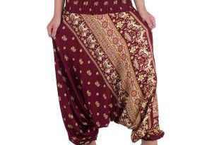 The Elephant Pants | New Design Harem Trousers | Lanna Clothes Desi