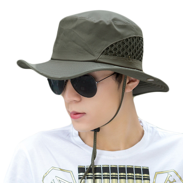 sun hats for m