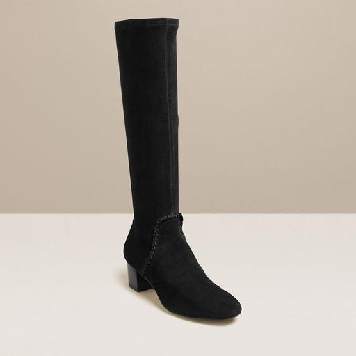 Gemma Tall Heeled Boot - Jack Rogers U