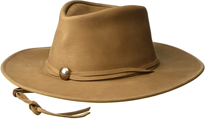 Amazon.com: Henschel Hats Weekend Walker Hat, Brown, Large: Clothi