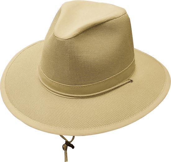 Henschel Hats - Aussie Breezer/Khaki #5300-95 - Andy Thornal Compa