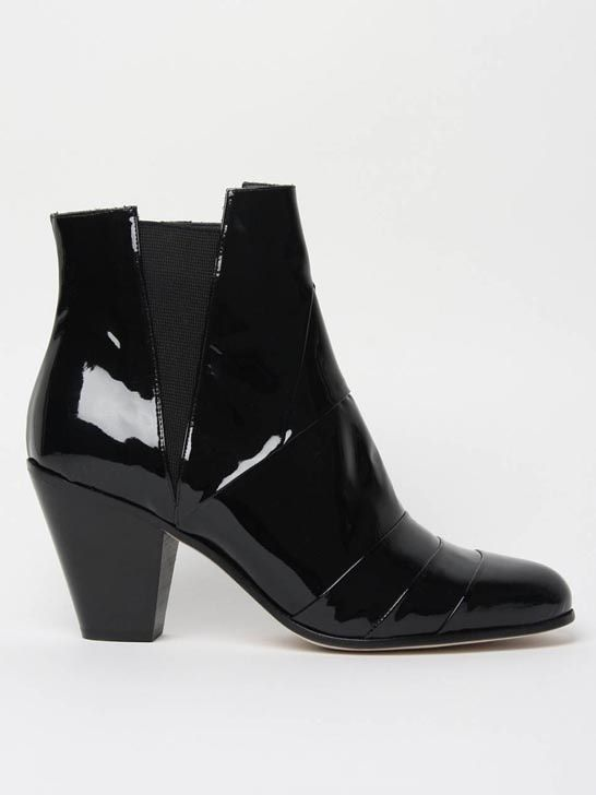 Gareth Pugh High Heel Male Boots | Mens high heel boots, Men in hee