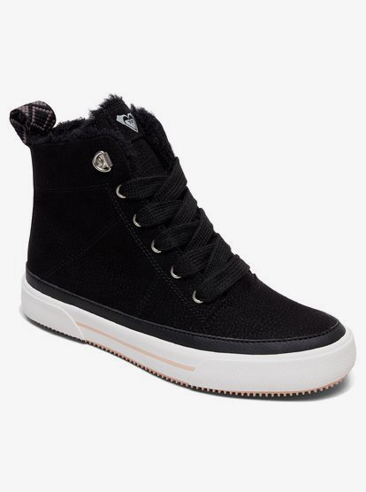 Ivan Fur High-Top Shoes ARJS300331 | Ro