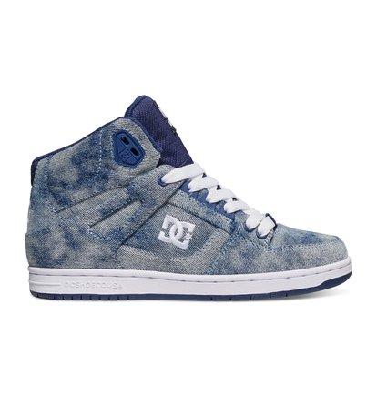 Women's Rebound High SE High-Top Shoes 320028 | DC Sho