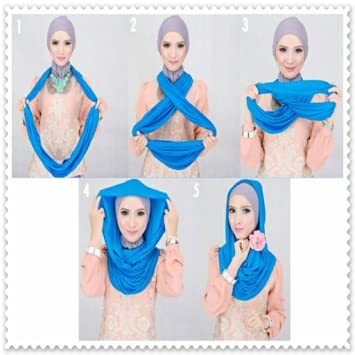 Amazon.com: Hijab Styles Step by Step: Appstore for Andro