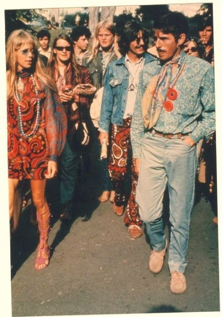 back to 60's | 60s fashion hippie, Vintage fashion 1960s, Hippie sty