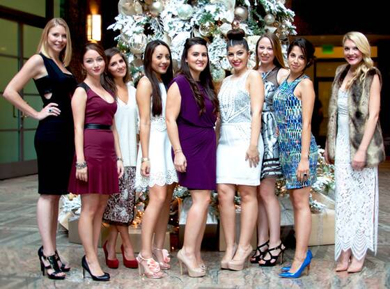 What We're Wearing: 2014 Holiday Party Dresses | E! News Austral