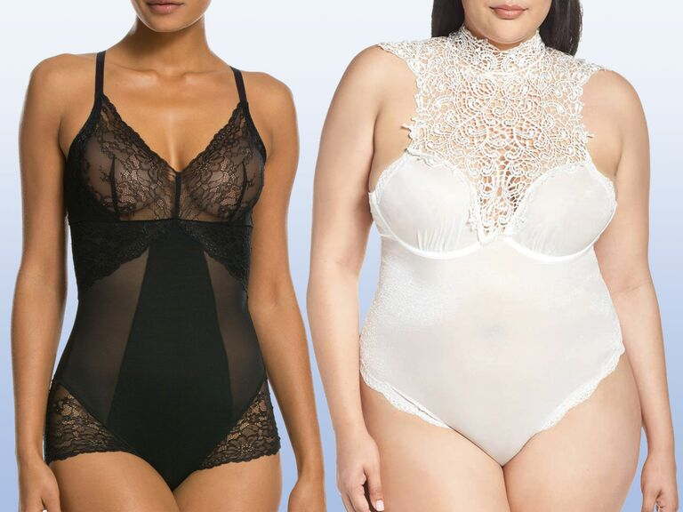27 Bridal Lingerie Looks Perfect for Your Wedding Nig