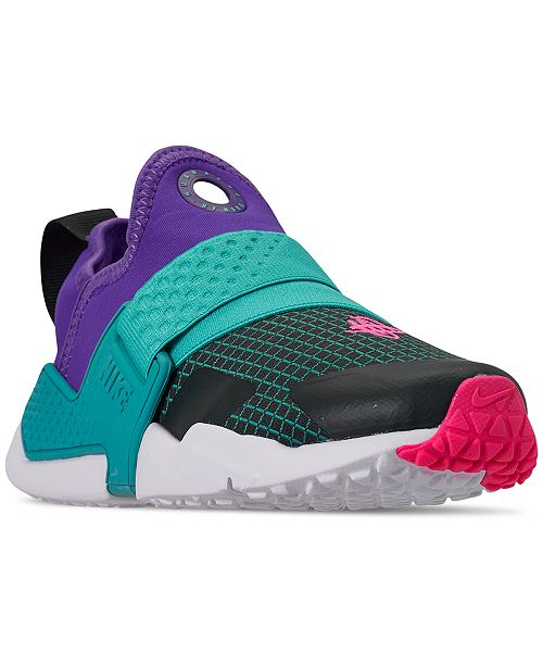 Nike Boys' Huarache Extreme Now Casual Sneakers from Finish Line .