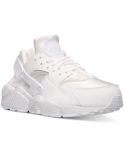 Nike Women's Air Huarache Run Running Sneakers from Finish Line .