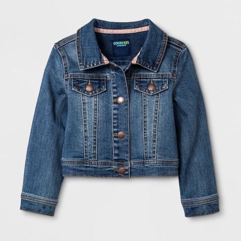 Toddler Girls' Jean Jacket - Genuine Kids® From OshKosh - Medium .