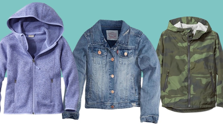 8 Best Spring Jackets For Kids 2020 - Raincoats & Windbreakers For .