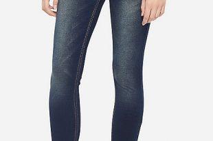 French Terry Pull On Girls Jean Leggings | Justi