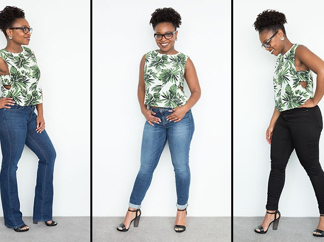 The 5 Best Jeans For Curvy Girls 2019 | SE