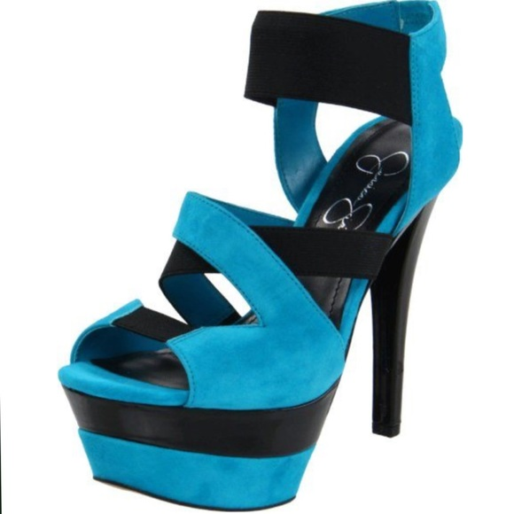 Jessica Simpson Shoes | Malika Platform Heel Size 7 | Poshma