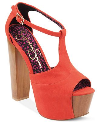 Jessica Simpson Shoes, Danie Platform Sandals - Jessica Simpson .