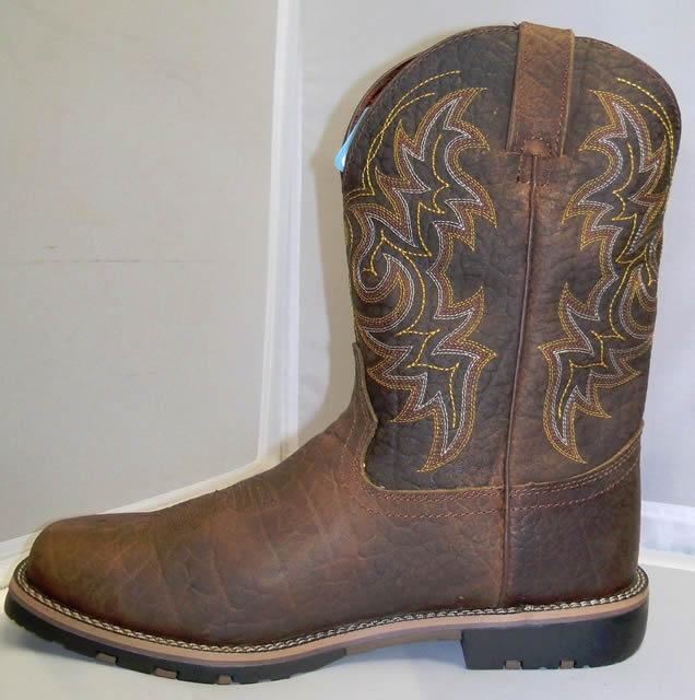 "Chippewa: JUSTIN Justin boots 11 ""men western boots | Rakuten ."