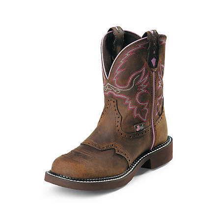 Justin Women's 8 in. Steel Toe Gypsy Collection Western Boot at .