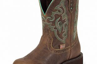 Justin Women's 8 in. Tan Jaguar Gypsy Boot at Tractor Supply C