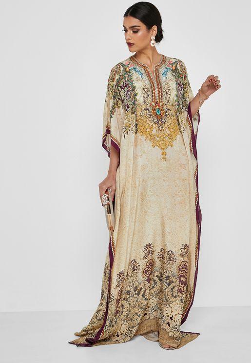 Women's Kaftans | Buy Kaftans for Women Online MENA, Worldwide .