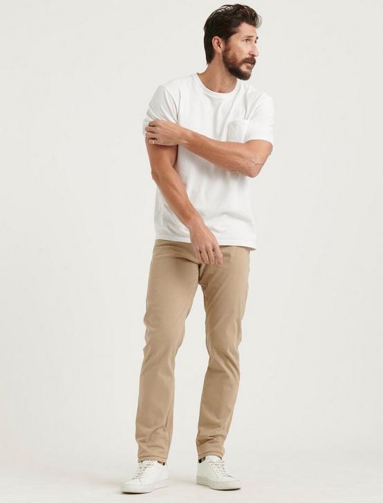 110 Slim Sateen Stretch Jean | Lucky Bra