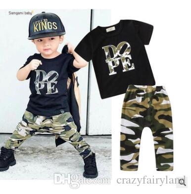 2020 Kids Designer Clothes Boys Clothing Set 2019 Summer Baby Boys .