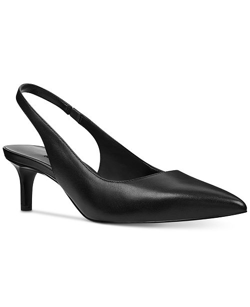 Nine West Felix Kitten-Heel Pumps & Reviews - Heels & Pumps .