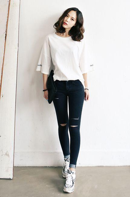 Resultado de imagem para korean style clothing … | Phong cách ulzza