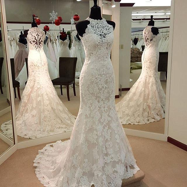 Wedding Dresses, Wedding Gown,Lace Wedding by dresses on Zibb