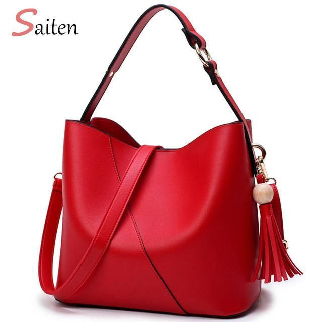 Leather Luxury PU Women Shoulder Bags Brand Designer Ladies .