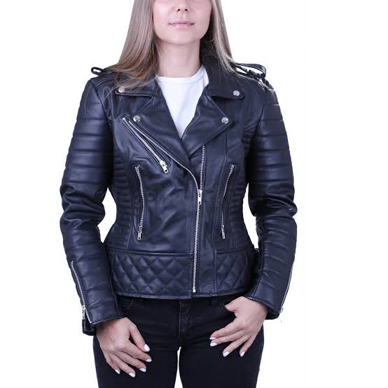Ladies leather jackets - The Hear
