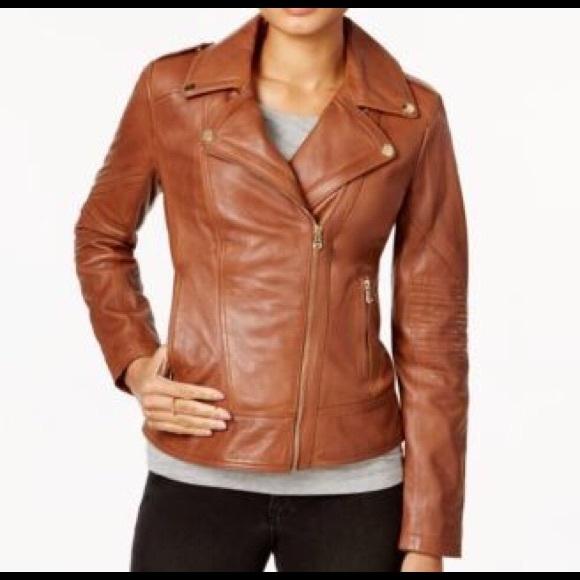 PAVA LEATHER Jackets & Coats | Designer Ladies Leather Jacket .