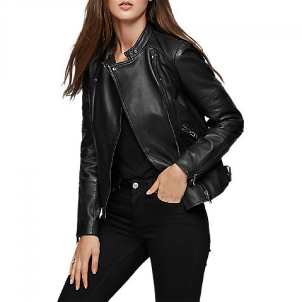 Ladies Leather Jacket - Earn Compliments Whenever You Wear