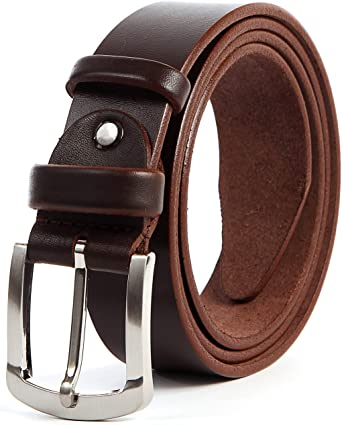 100% Full-Grain Leather Belts for Men at Amazon Men's Clothing sto