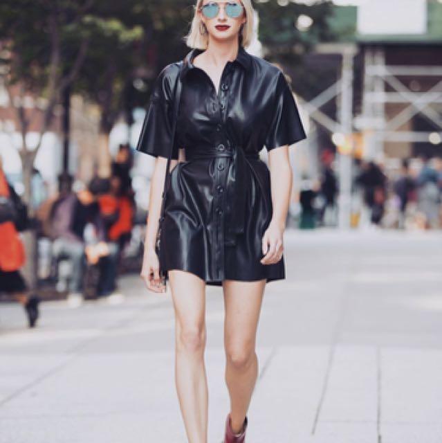 Zara Leather Dresses – Fashion dress