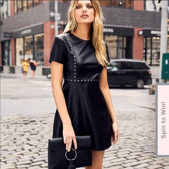 Leather Dresses : Dresses - www.ivfcharotar.c
