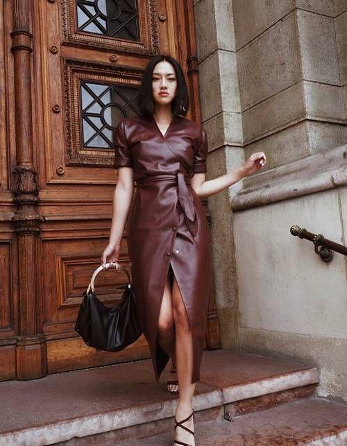Leather Dresses