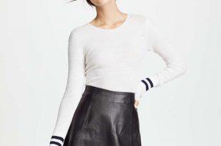 10 Best Leather Skirts   Rank & Sty