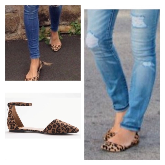 Shoes | New Arrival Leopard Print Flats | Poshma