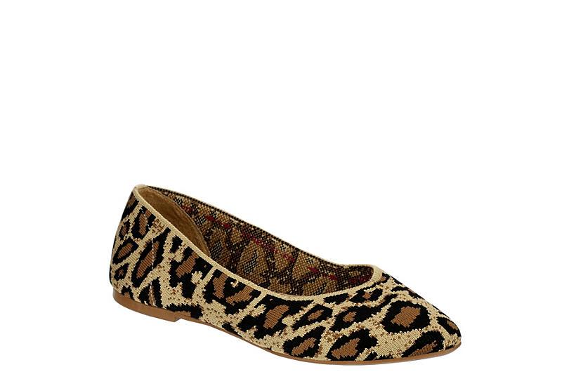 Leopard Skechers Womens Clawsome | Flats | Rack Room Sho