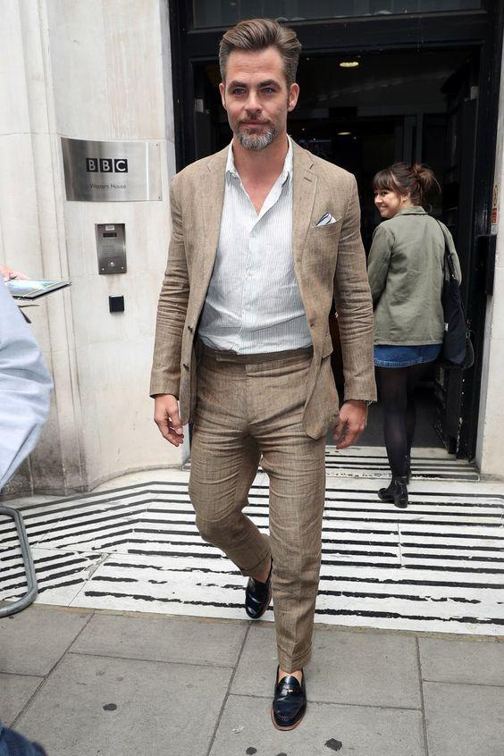 Linen Suits