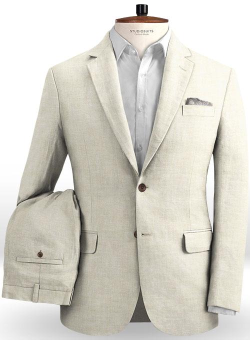 Solbiati Tropical Linen Suit : StudioSuits: Made To Measure Custom .